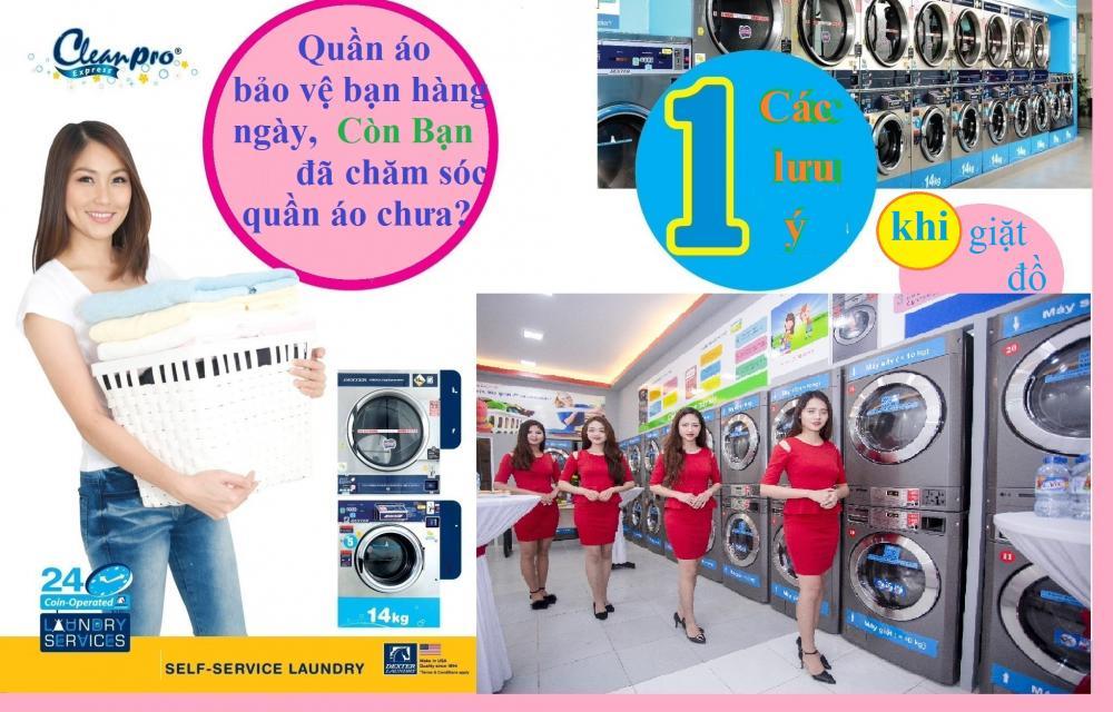 Kỹ thuật phân loại đồ giặt và xử lý vết bẩn trên quần áo