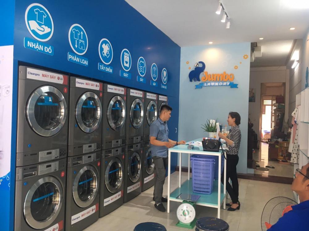 Phân tích tài chính đầu tư kinh doanh giặt